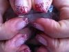 sparkly-red-with-vine-design